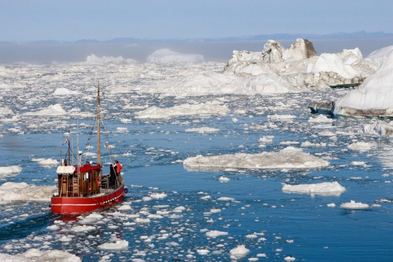 arctic, greenland, arctic circle